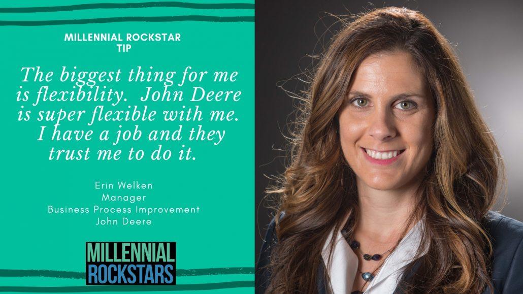 Featuring Eric Welken on Millennial Rockstar