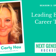 NextGen featuring Tonia Carty Hau