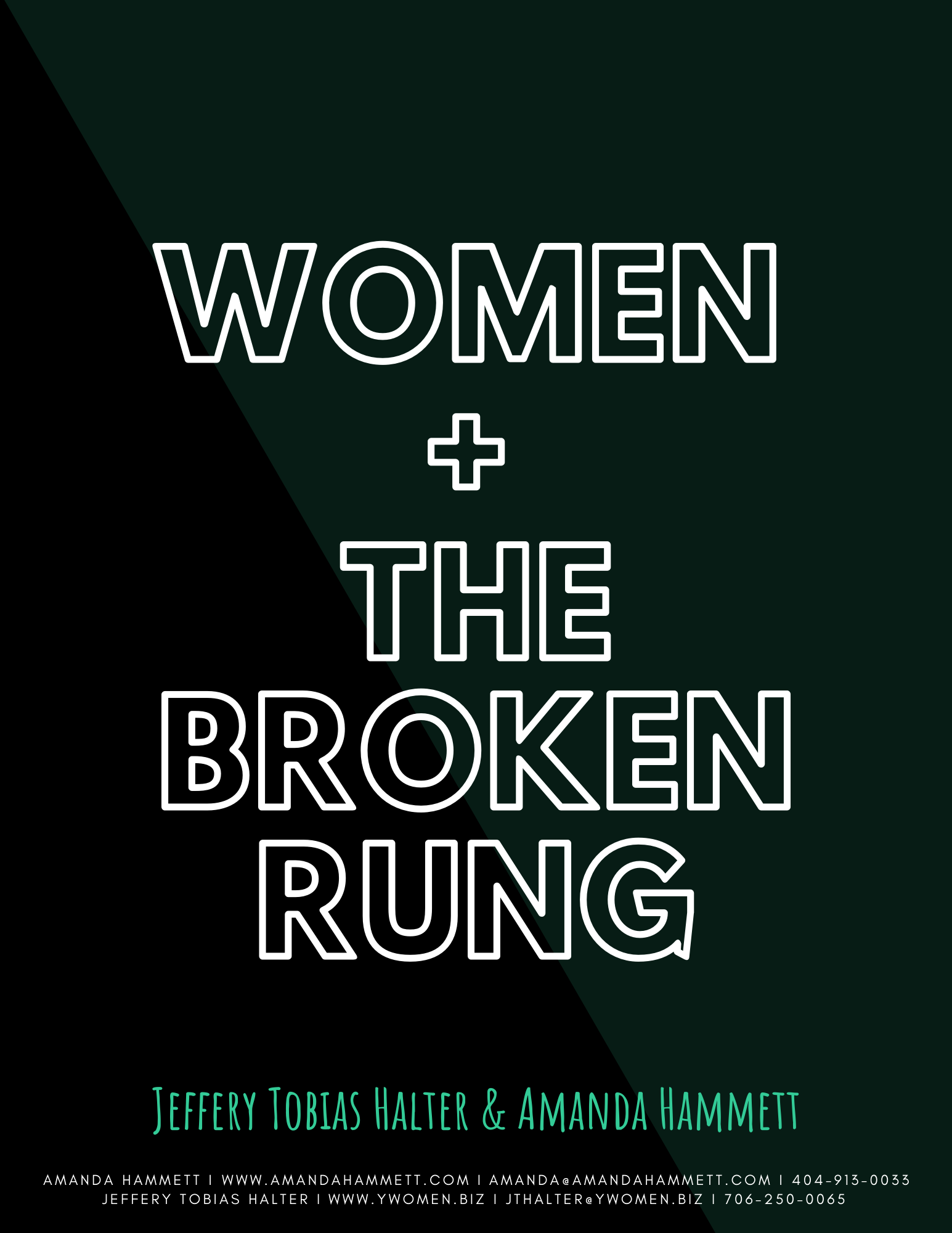 Download the Women + The Broken Rung Whitepaper
